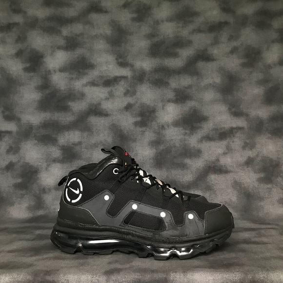 Nike Air Max Minot Trail Black Sneakers